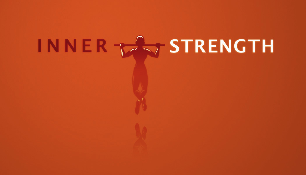 noaesthetic joshua peterson inner strength logo